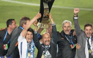 Pachuca 1 Tigres UANL 0 (2-1 agg): Alonso's men win Champions League title