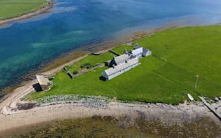 Seven island houses where you can shut out the world