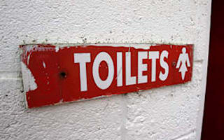 Calendar to raise church loo cash