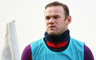 Rooney misses England training