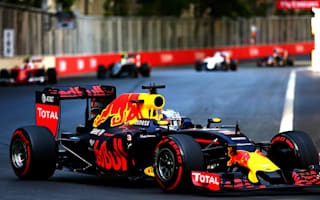 Red Bull left bemused by lack of pace in Baku