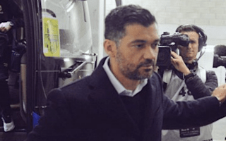 Conceicao leaves Nantes ahead of expected Porto appointment