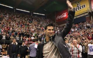Djokovic watches Crvena Zvezda win, Madrid triumph