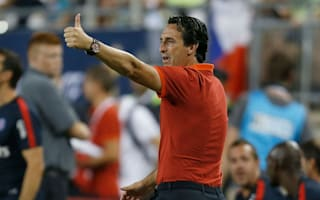 Emery satisfied with warm-up win over Madrid