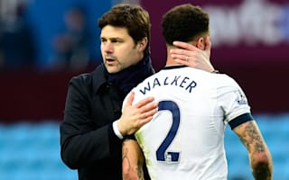 Walker 'over the moon' after Pochettino agrees new deal