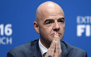 FIFA insists Mexico City audio files exist amid Infantino speculation