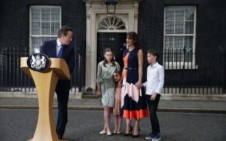 Samantha Cameron tells how death of son Ivan 'overshadows everything'