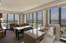 Meriton Serviced Apartments Brisbane on Adelaide Street