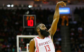 Harden signs four-year Rockets extension