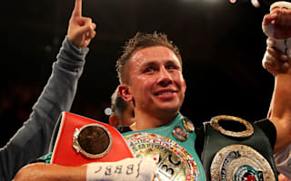Golovkin stays undefeated with unanimous decision