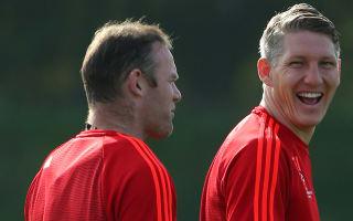 Schweinsteiger 'felt great' after ending Manchester United exile