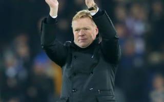 Koeman: Merseyside derby 'not a normal match'