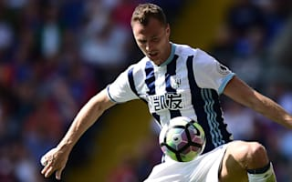 Evans to Arsenal 'pure speculation' says Pulis