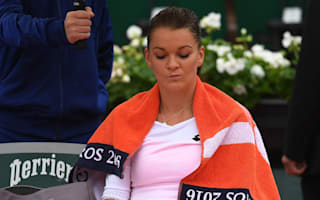 Radwanska 'p****d' about playing in the rain