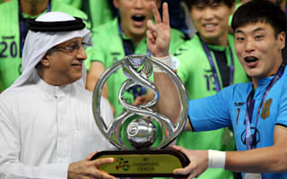 Banned Asian champions Jeonbuk ask CAS for stay of execution