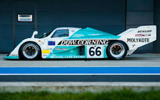 Get yourself a slice of Group C Le Mans history