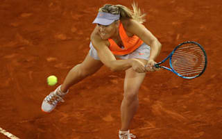 Sharapova triumphs on eve of French Open wildcard call