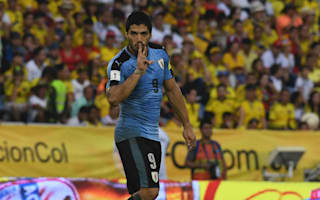 Suarez allays injury fears after Uruguay draw