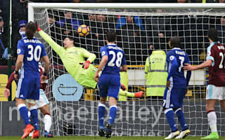 Chelsea keeper Courtois happy to escape Turf Moor with a hard-fought draw