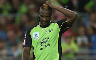 Russell's black bat banned by Cricket Australia