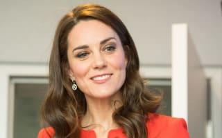 Kate joins inner-city children on Gloucester farm visit