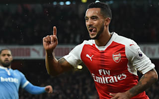 Walcott full of beans over Xmas reward for goal glut