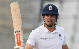 Cook: A braver captain may have declared earlier