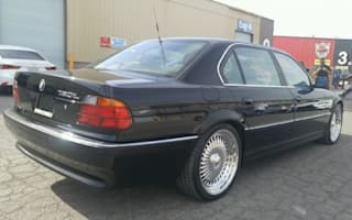 The car Tupac was killed in has gone up for sale in America with a £1.2m asking price