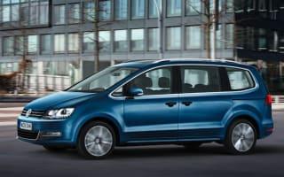 Volkswagen Sharan refreshed for 2015