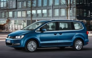 Volkswagen Sharan refreshed for 2015