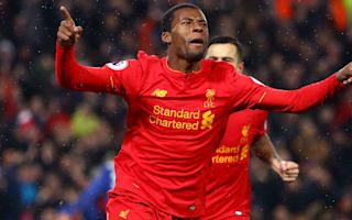 Liverpool can handle pressure as Wijnaldum seeks consistency