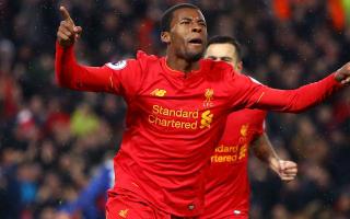 Liverpool can handle pressure as Wijnaldum seeks consistency