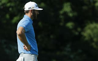 Johnson the 36-hole leader at Oakmont, McIlroy misses cut