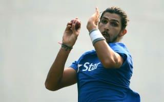 India allay Ishant injury fears