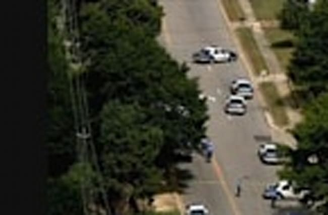 Raw: Man Killed, Officer Wounded in NC Shooting