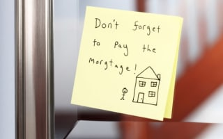 How can making mortgage overpayments affect your credit rating?