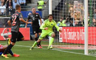Hamburg 0 Bayern Munich 1: Late Kimmich goal maintains Bayern's perfect start