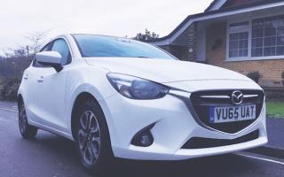 Long term report: Mazda 2 #4