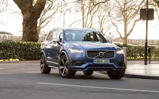 First Drive: Volvo XC90 T8 Twin Engine plug-in hybrid