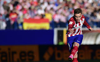 Atletico Madrid 1 Rayo Vallecano 0: Griezmann maintains title momentum