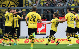 Borussia Dortmund 6 Darmstadt 0: Tuchel's youngsters send out a warning