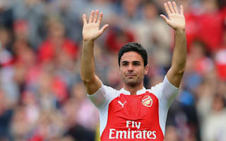 Arteta quits playing to join Manchester City as a coach