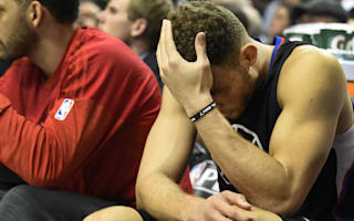 Griffin to miss remainder of play-offs, Paul out indefinitely