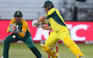 Khawaja expects Finch to open at World T20