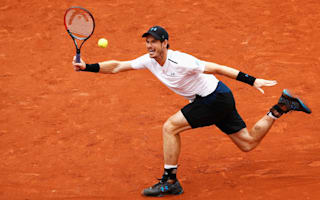Murray hits form as big names prevail in Paris