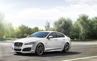 Jaguar adds speed to its XFR