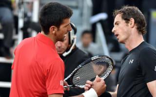 Murray relishes Djokovic rivalry