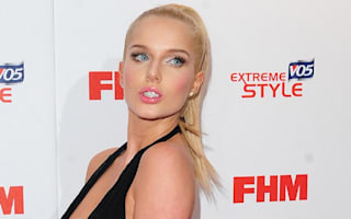 Helen Flanagan flies home from holiday after boyfriend's blood clot scare