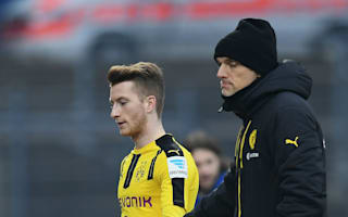 Tuchel rues Reus loss for Dortmund's must-win Benfica clash