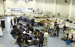 Take a tour of Williams F1 - for charity